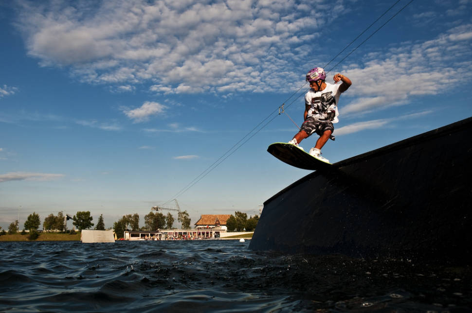 Wakeboarding in Budapest - Best Time