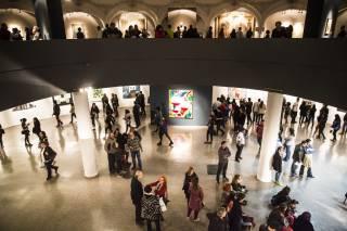 La Noche de Los Museos (Museum Night)