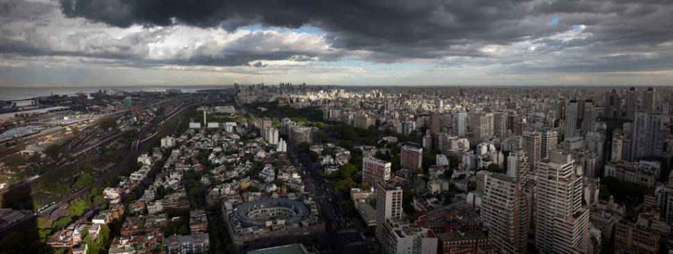 Best time to see Summer in Buenos Aires