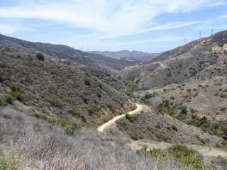 Black Star Canyon Hike