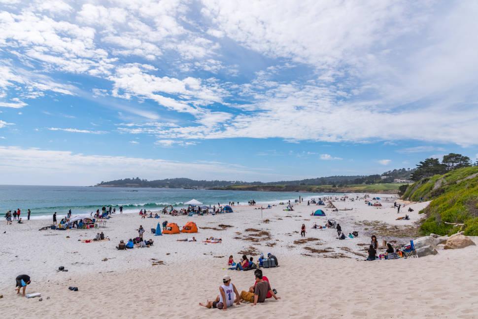 Beach Season in California - Best Time