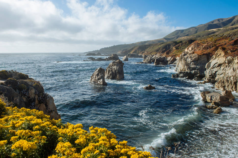 Big Sur in California - Best Time