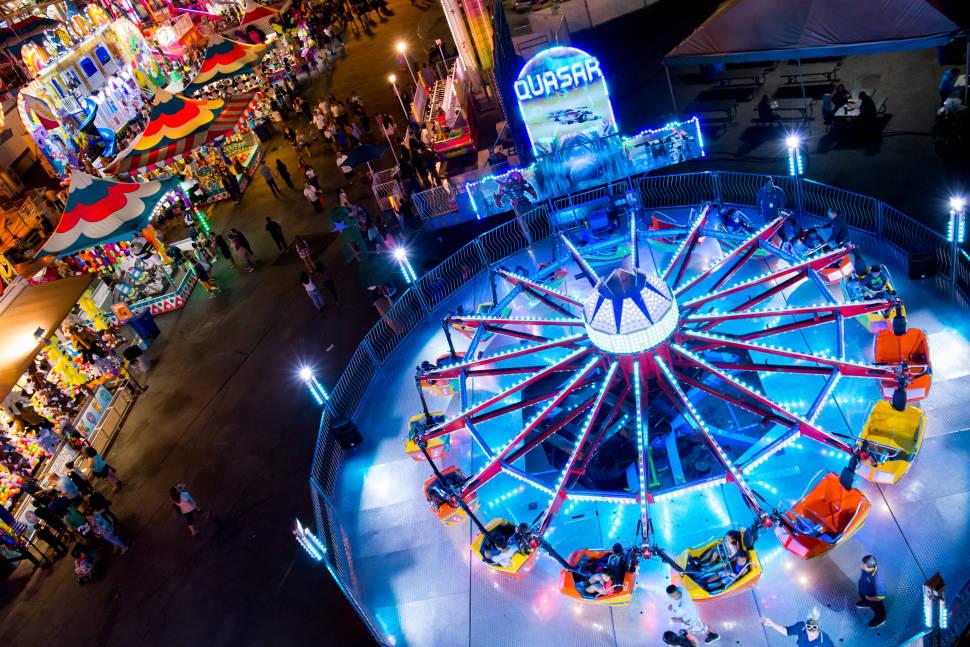 California State Fair in California - Best Time