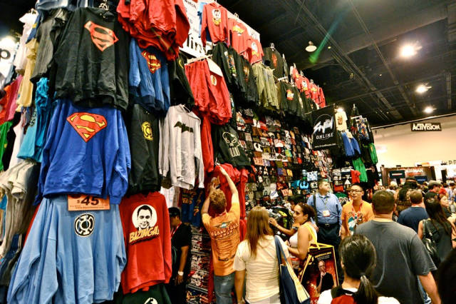 Best time to see Comic-Con International in California