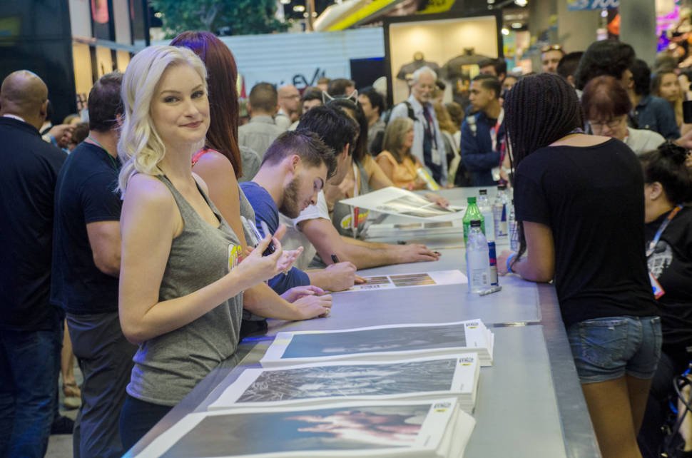 Best time for Comic-Con International in California