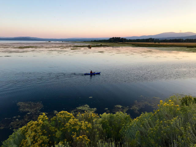 Kayaking and Canoeing in California - Best Time