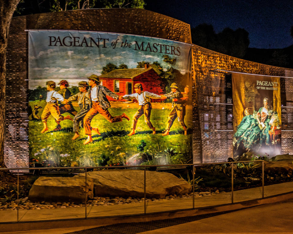 Festival of Arts of Laguna Beach  in California - Best Season