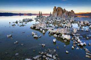 Tufa Towers of Mono Lake
