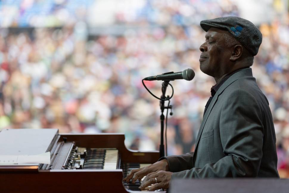 Best time for Monterey Jazz Festival in California