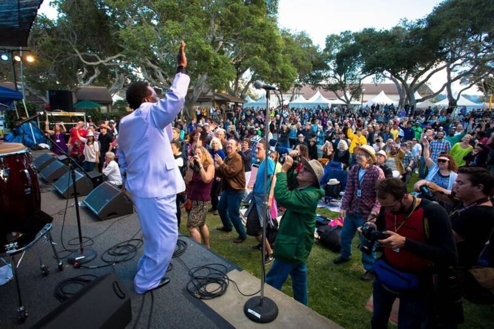 Monterey Jazz Festival in California - Best Season