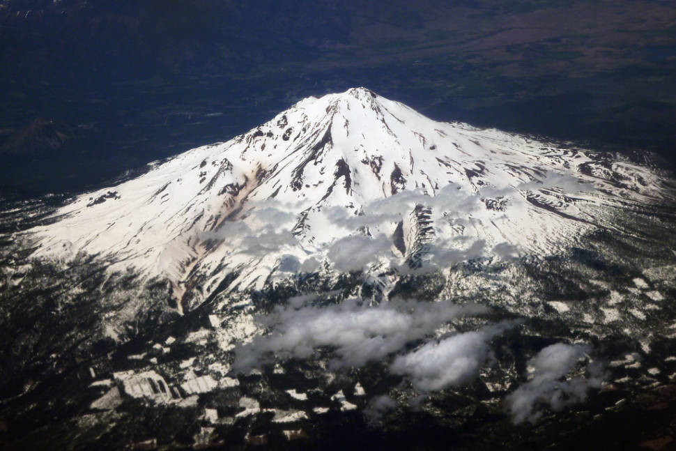Mount Shasta in California - Best Time