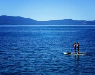 Paddleboarding (SUP)