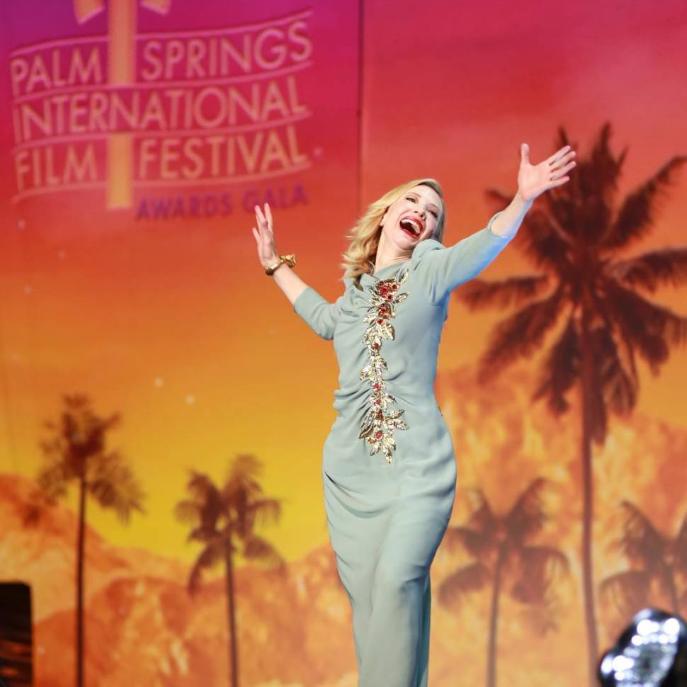 Palm Springs International Film Festival in California - Best Time