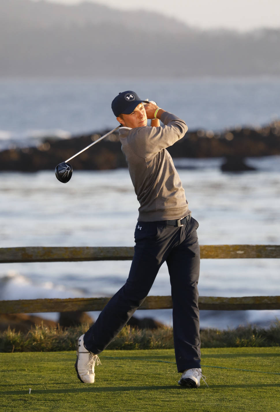 Best time for AT&T Pebble Beach Pro-Am in California