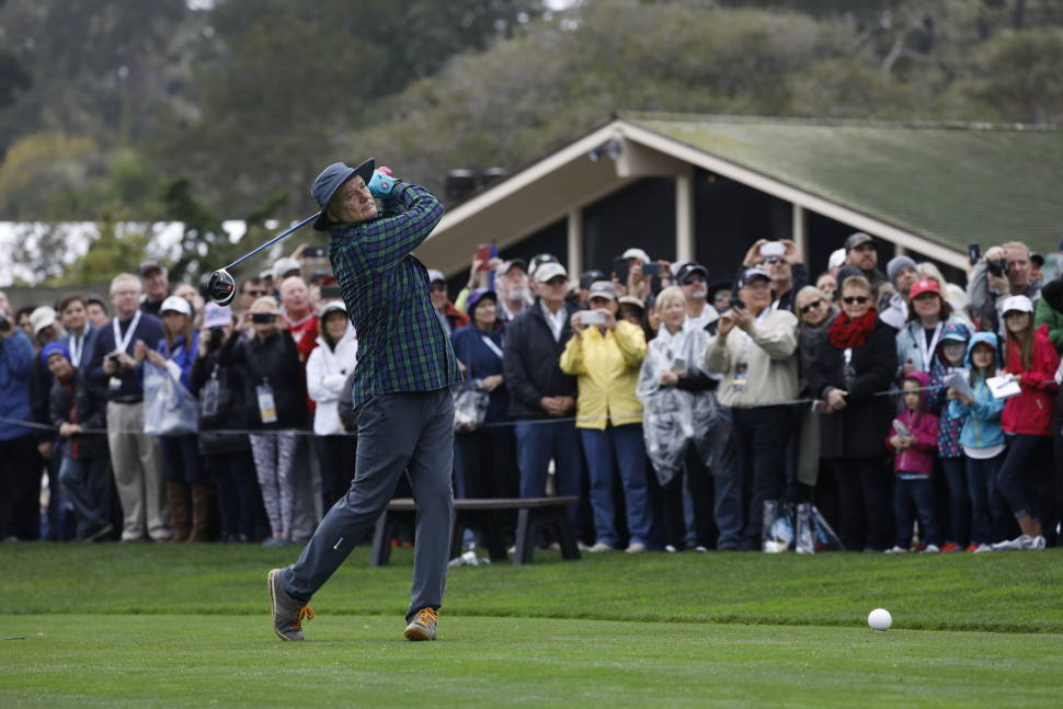 AT&T Pebble Beach Pro-Am in California - Best Time