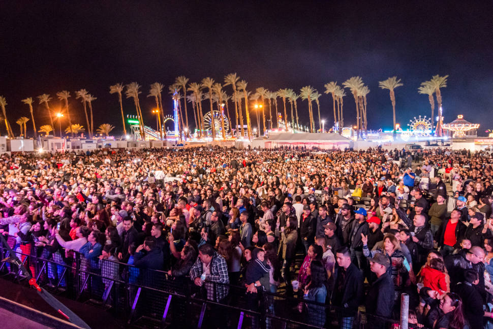 Best time for Riverside County Fair & National Date Festival in California