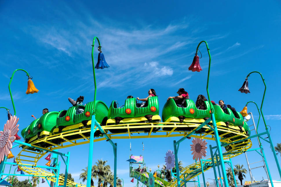 Best time to see Riverside County Fair & National Date Festival in California