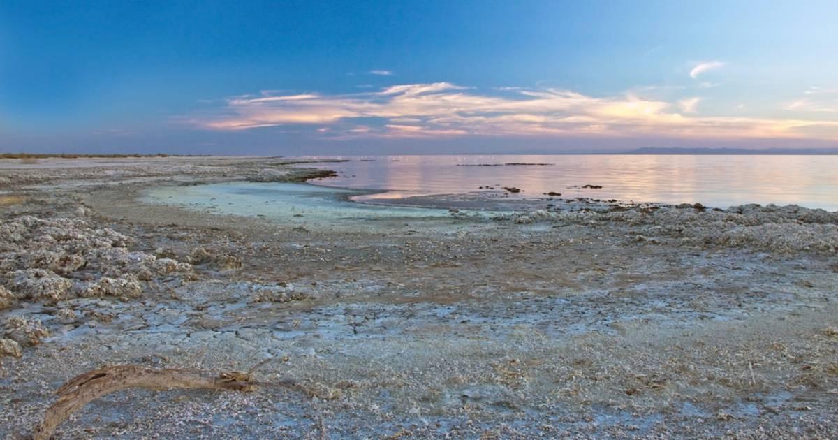 Salton Sea in California - Best Time