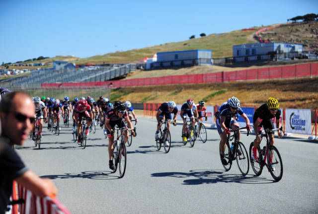 Best time for Sea Otter Classic in California