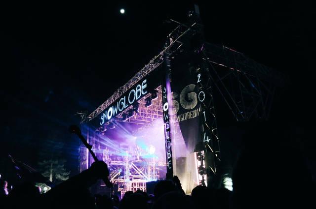 SnowGlobe Music Festival in California - Best Time