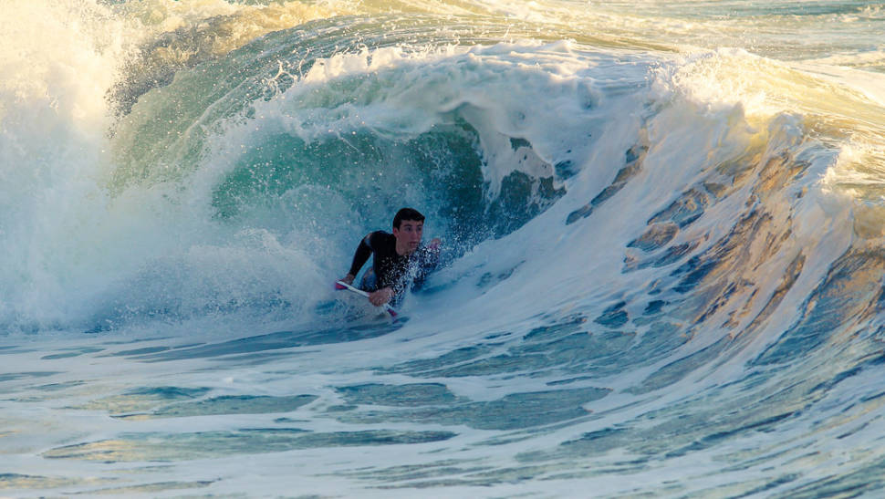 Best time for Surfing in California