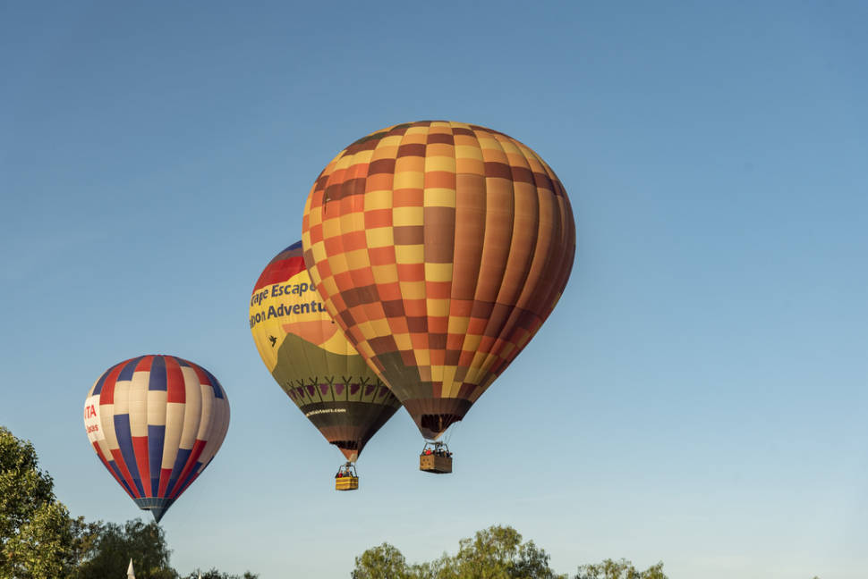 Best time to see Temecula Valley Balloon & Wine Festival in California