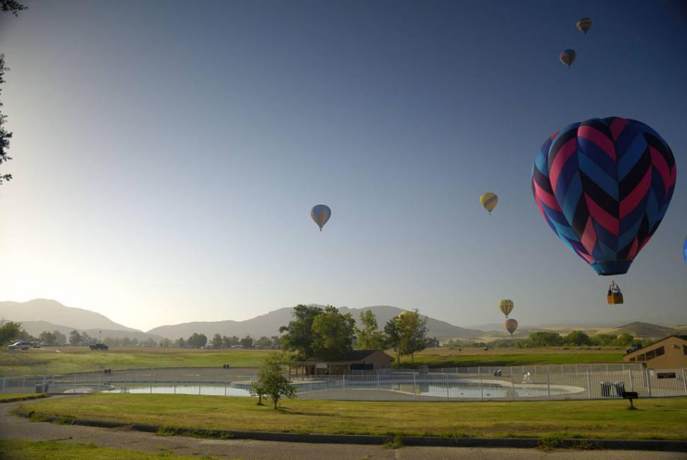 Temecula Valley Balloon & Wine Festival in California - Best Season