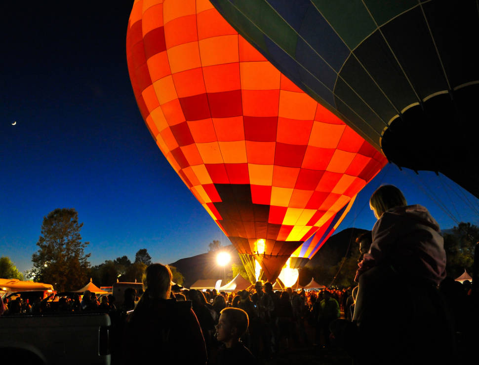 Best time for Temecula Valley Balloon & Wine Festival
