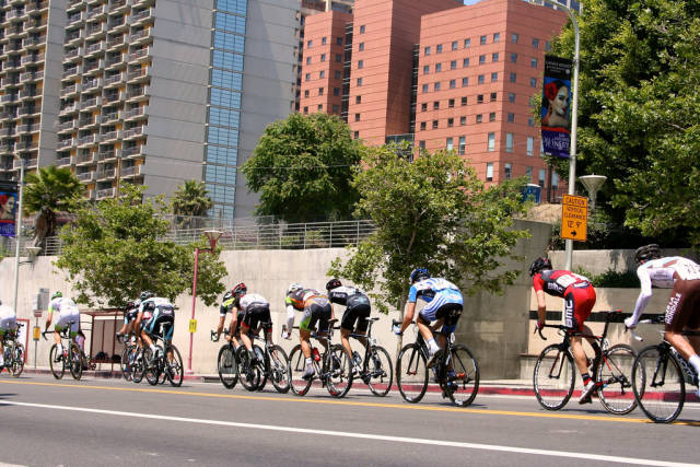 Best time for Amgen Tour of California in California