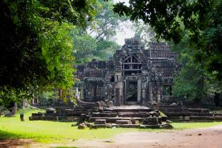 Angkor Jungles and Temples