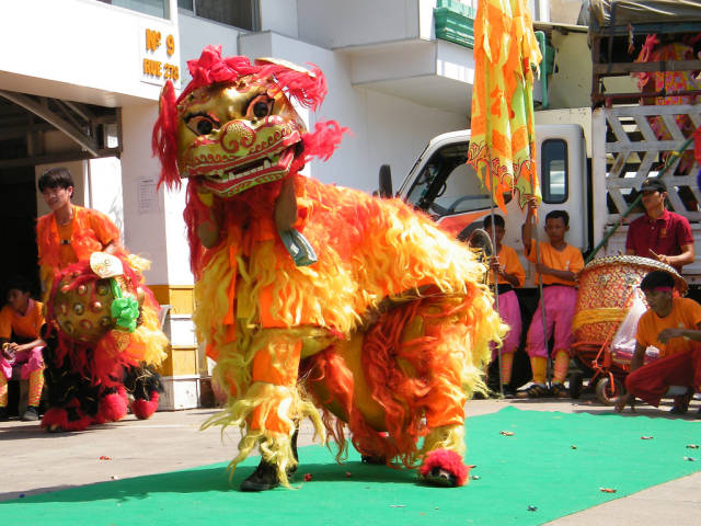 Chinese New Year in Cambodia - Best Time