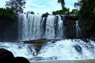 Gorgeous Bousra Waterfalls