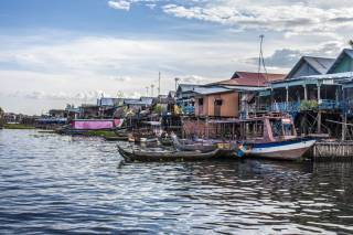 Kampong Phluk Floating Village