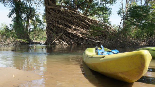Kayaking in Cambodia - Best Time