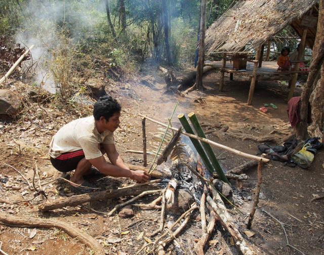Best time for Local Tribes in Cambodia