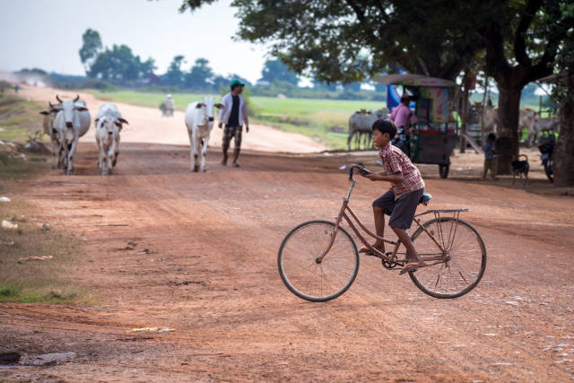 Local Tribes in Cambodia - Best Time
