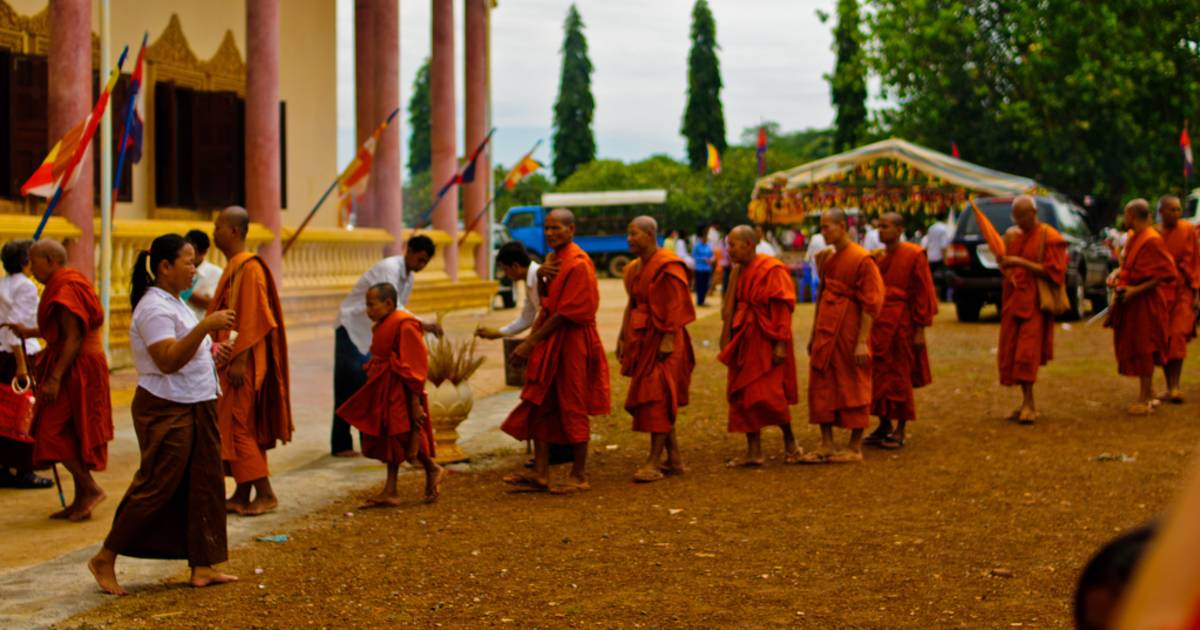 Pchum Ben or Ancestors' Day in Cambodia - Best Time