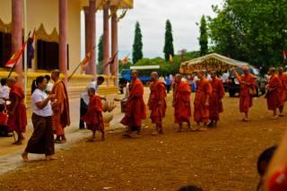 Pchum Ben or Ancestors' Day