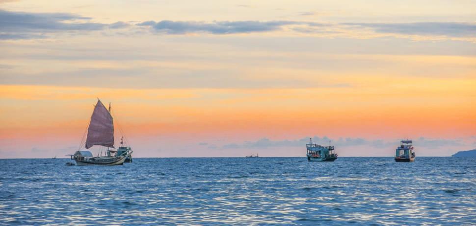 Sailing in Cambodia in Cambodia - Best Time