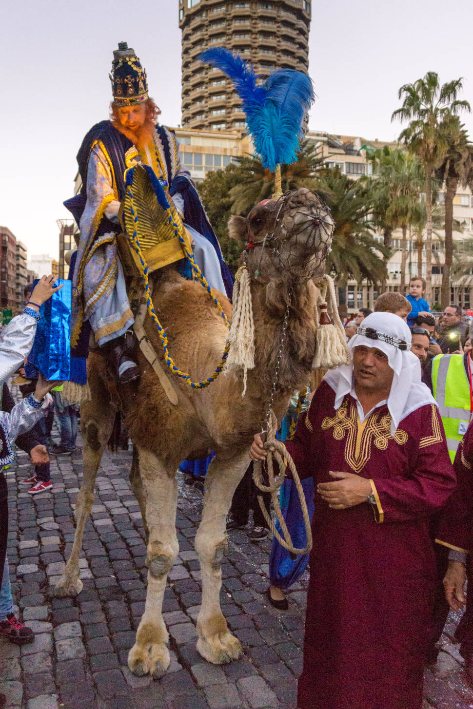 Epiphany or Three Kings' Day in Canary Islands - Best Season