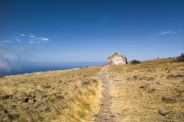 La Merica plateau   La Gomera
