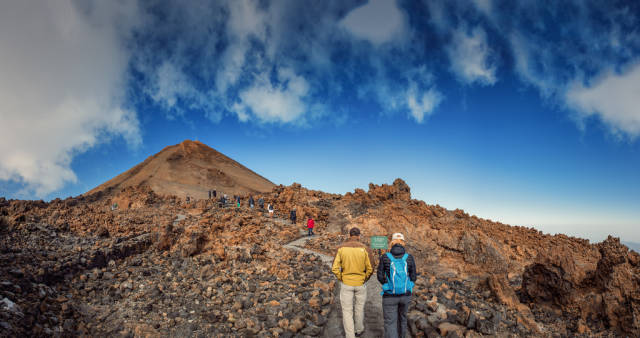 Hiking in Canary Islands - Best Time