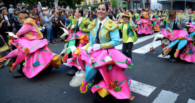 Best time for Las Palmas de Gran Canaria Carnival in Canary Islands
