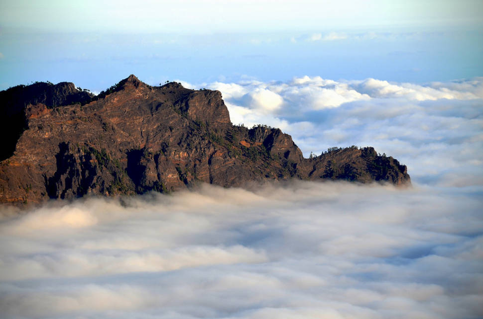 Best time for Sea of Clouds