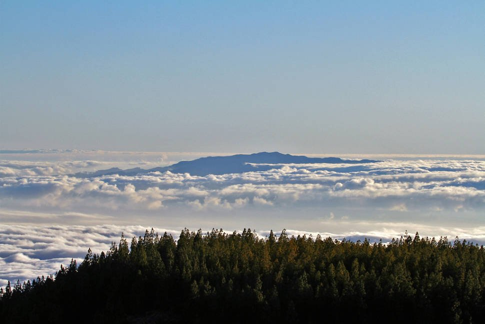 Sea of Clouds in Canary Islands - Best Time