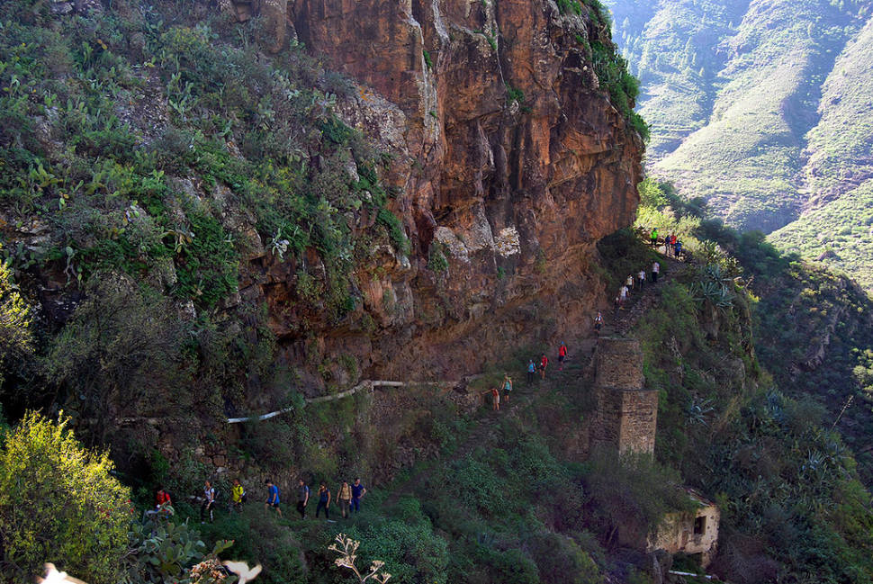 Best time to see Walking Festivals in Canary Islands