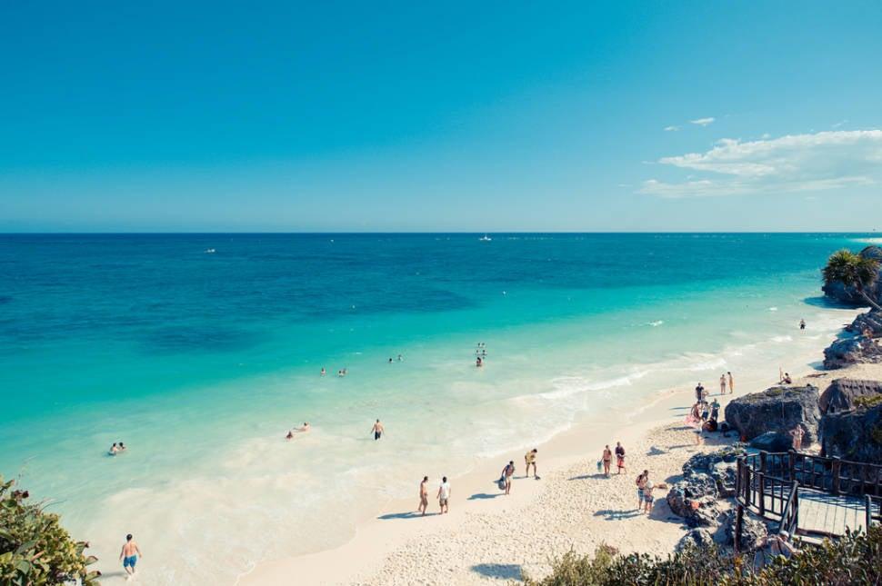 Beach Season in Cancun - Best Time
