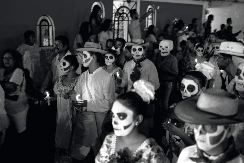 Day of the Dead (Día de los Muertos) in Cancun - Best Season