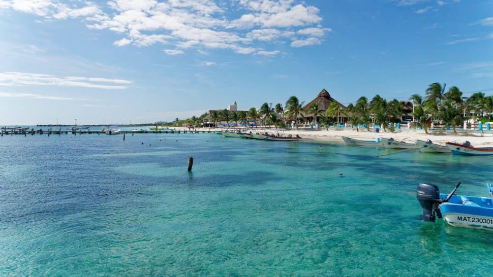 Dry Season (Winter) in Cancun - Best Time