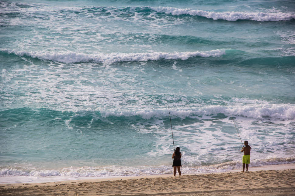 Sport Fishing in Cancun - Best Season